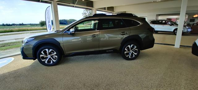 Outback Touring 2.5i 169PS/124kW Lineartronic 4WD 2021