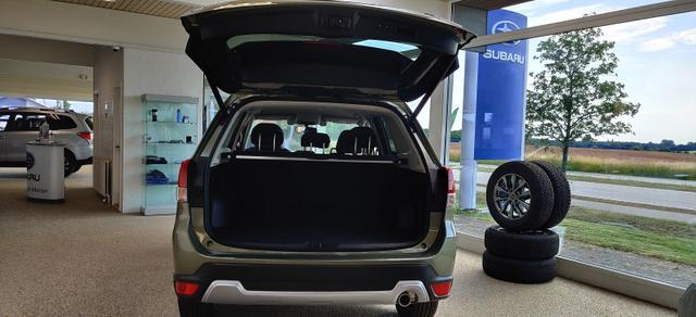 Forester Ridge 2.0 e-Boxer 150+17PS/110+12kW AWD Lineartronic 2021