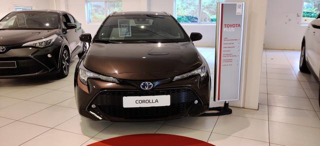 Toyota Corolla Touring Sports Active Smart 2.0 Hybrid 180PS/132kW CVT 2021