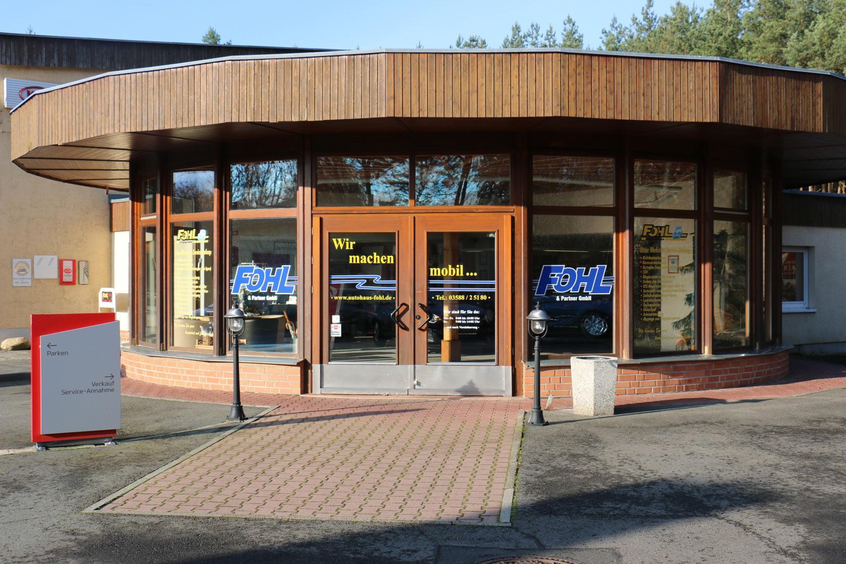 Autohaus Fohl