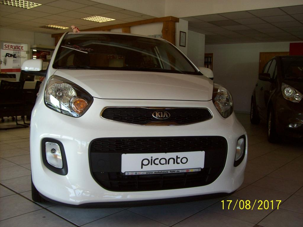 kia picanto 1 0 isg dream team edition eu neuwagen. Black Bedroom Furniture Sets. Home Design Ideas